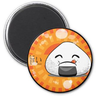 Yummy! 6 Cm Round Magnet