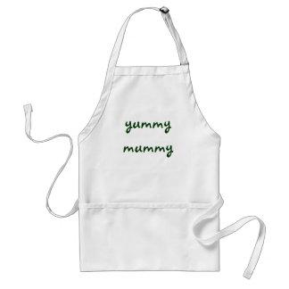 yummy mummy apron