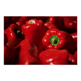 Yummy Peppers Print