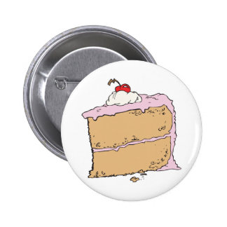 yummy piece of cake pin
