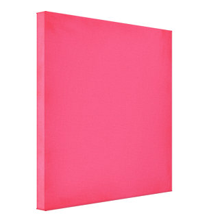 YUMMY PINK GIRLY BEAUTY FASHIONABLE COLORS BACKGRO STRETCHED CANVAS PRINTS
