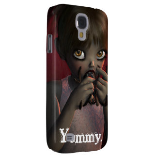 Yummy Spider Galaxy S4 Cases