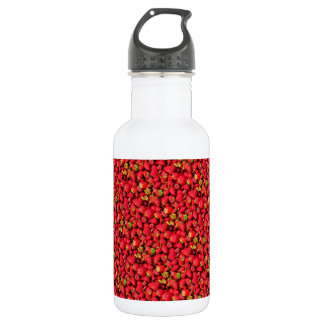 Yummy Strawberries 532 Ml Water Bottle