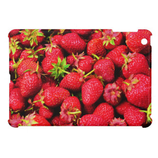 Yummy Strawberries Cover For The iPad Mini