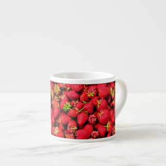 Yummy Strawberries Espresso Cup