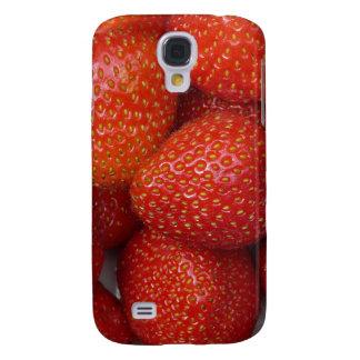 yummy strawberry samsung galaxy s4 case