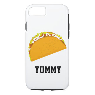 Yummy Taco iPhone 7 Case