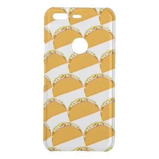 Yummy Taco Uncommon Google Pixel Case