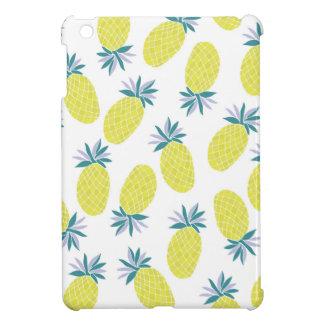 Yummy Yellow Pineapples Summer Fruit iPad Mini Cases