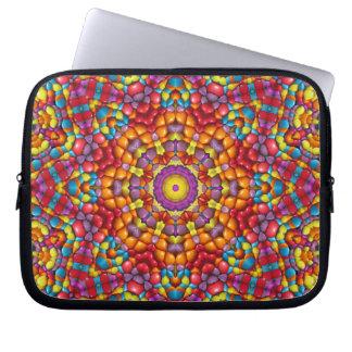 Yummy Yum Yum Colorful Neoprene Laptop Sleeves