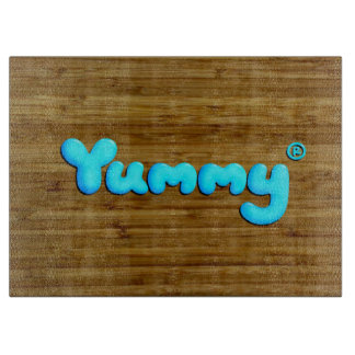 Yummy's Official Cutting Board!!! Cutting Boards