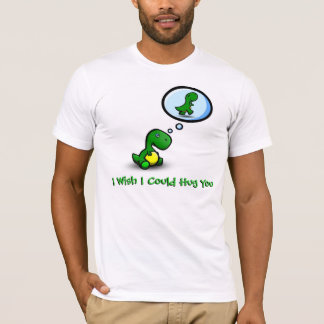 Yummy's Official I Wish I Could Hug You Tshirt