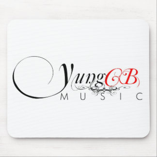 Yung CB Music Mouse Pad
