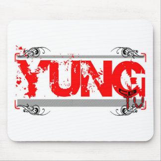 Yung CB Tv (Logo 2) Mouse Pad