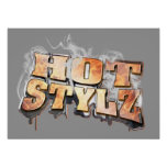 Yung Joc Hot Stylz Poster