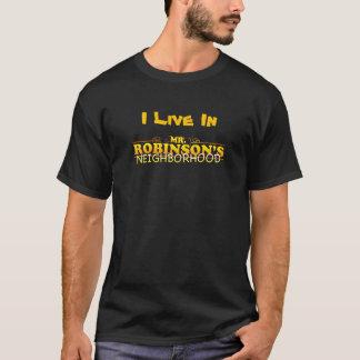 Yung Joc I live in Mr. Robinson's Neighborhood T-S T-Shirt