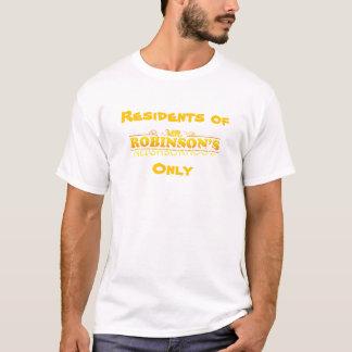 Yung Joc Residents of Mr. Robinson's Neighborhood  T-Shirt