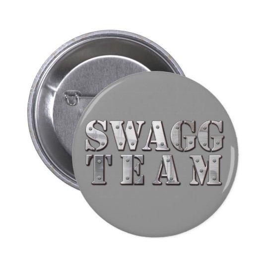 Yung Joc Swagg Team Logo Button