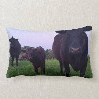 Yup Kow Now! Cow Pillow