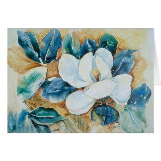 Yupo Magnolia Card