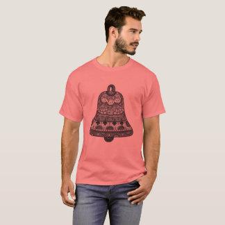 yuyass gray and black bell t-shirt