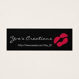 Yve's Creations Profile Card - Customizable