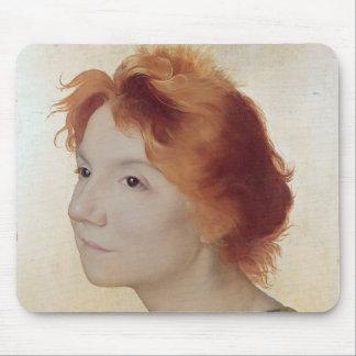 Yvette Guilbert  1895 Mouse Pad