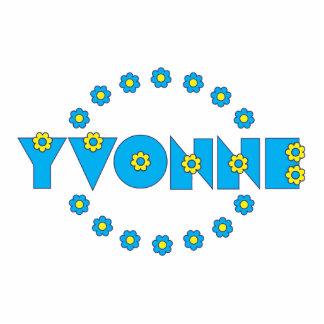 Yvonne Flores Photo Cutout