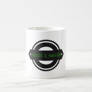 YXG LOGO#3 COFFEE MUG