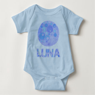 Z Blue Moon Luna T-Shirts
