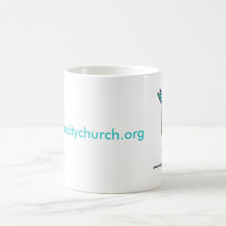 Z Coffee Cup with Zion City Logo