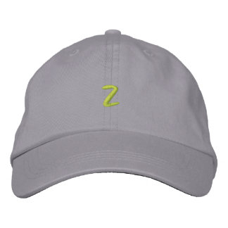 Z EMBROIDERED HATS