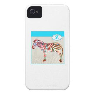 Z is for Zebra Blackberry Bold Case