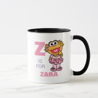 Z is for Zoe | Add Your Name Mug