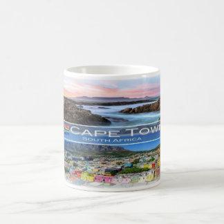 ZA South Africa -  Cape Town - Coffee Mug