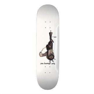 ZAAP! Street Boss Deck! Skateboard Deck