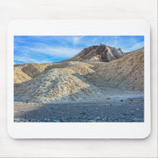 Zabriskie Point Area Photo Mouse Pad