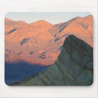 Zabriskie Point Death Valley Mouse Pad