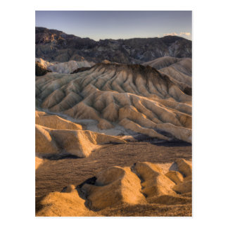 Zabriskie Point Postcard