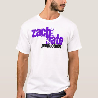 Zach and Nate Productions T-Shirt