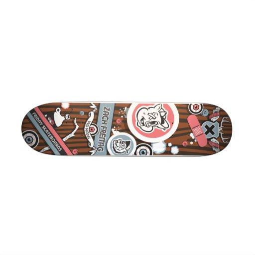 Zach Freitag Pro Model Skateboards