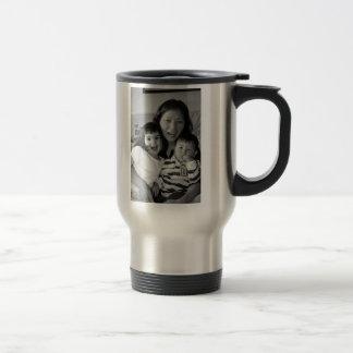 Zach & Sarah travel mug