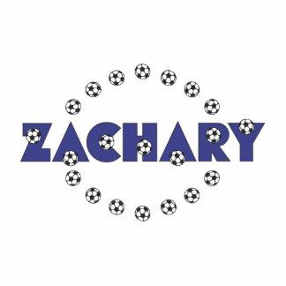 Zachary in Soccer Blue Photo Cutout