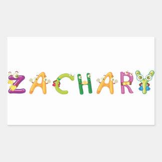 Zachary Sticker