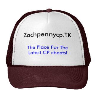 Zachpennycp.TK Hat