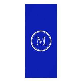 Zaffre Blue High End Colored Invitations