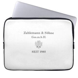 """""""Zahlemann & Söhne"""" Laptop Sleeve 13''"""