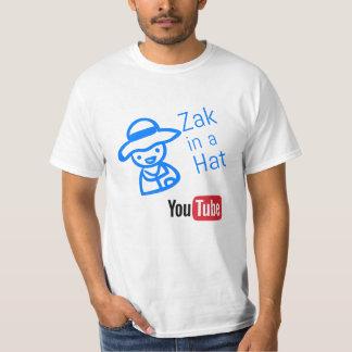 Zak in a hat T-Shirt