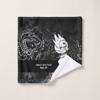 Zak The Metal Head Bath Towel Set