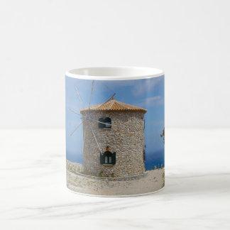 Zakynthos windmill Mug